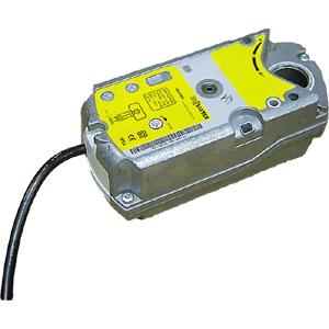 Damper motor