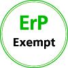 ErP not required